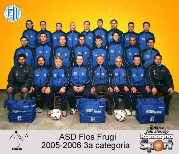 FOTO STORICHE - Flos Frugi 2005-06