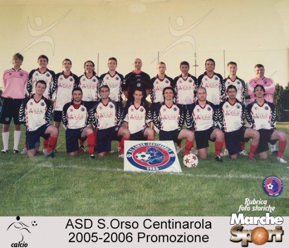 FOTO STORICHE - ASD Sant'Orso 2005-06