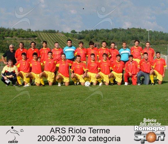 FOTO STORICHE -  ARS Riolo Terme 2006-07