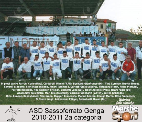 FOTO STORICHE - ASD Sassoferrato Genga 2011-12