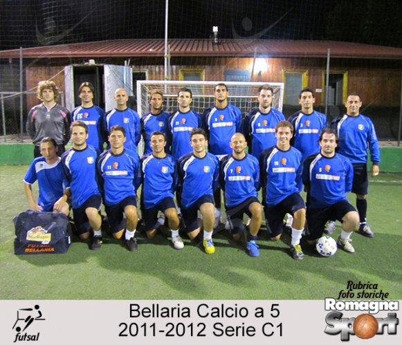 FOTO STORICHE - Bellaria Calcio a 5 2011-12