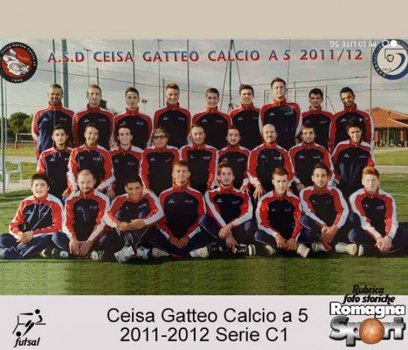 FOTO STORICHE - Ceisa Gatteo Calcio a 5 2011-12