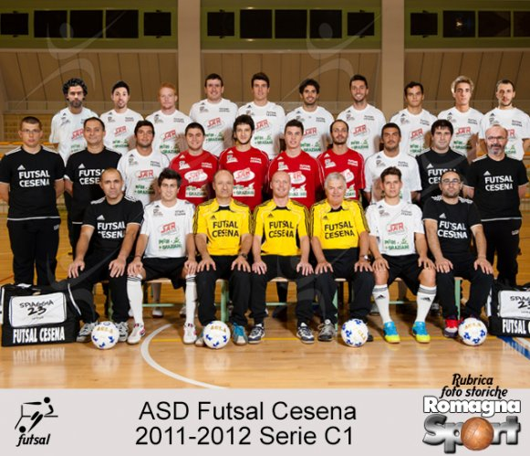 FOTO STORICHE - ASD Futsal Cesena 2011-12