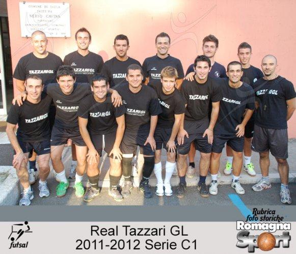 FOTO STORICHE - Real Tazzari GL 2011-12