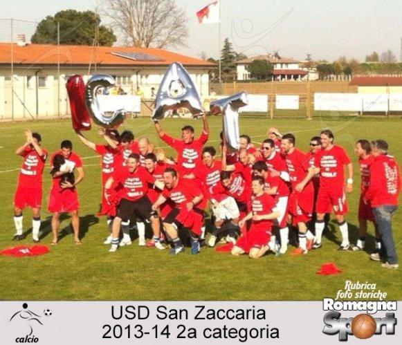 FOTO STORICHE - USD San Zaccaria 2013-14