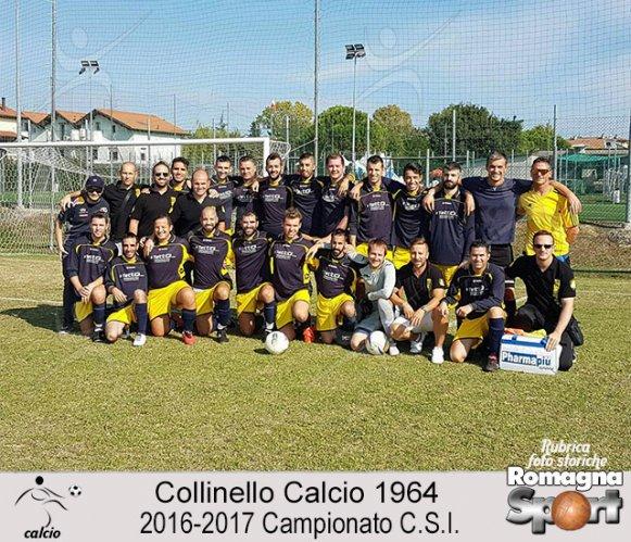 FOTO STORICHE - Collinello Calcio 1964 2016-17