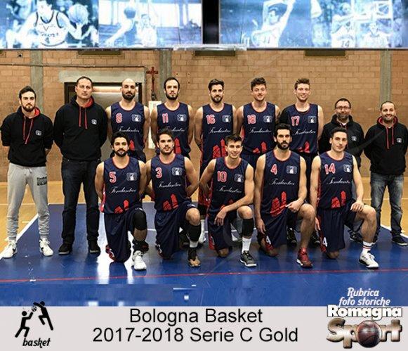 FOTO STORICHE - Bologna Basket 2016  2017-18