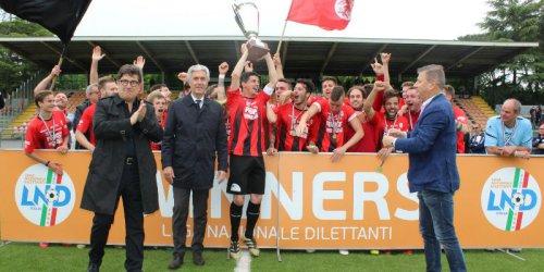 Coppa Italia Dilettanti - Sankt Georgen Campione!