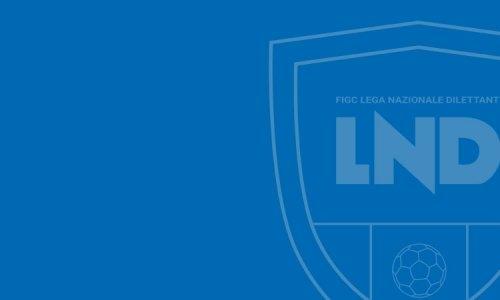 Sedi LND: prorogata la chiusura in tutta Italia sino al 28 marzo
