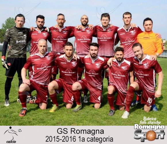 FOTO STORICHE - GS Romagna 2015-16