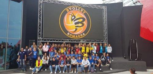 BVOLLEY ROMAGNA: a Mirabilandia è iniziata ufficialmente la stagione 2019/2020 del Mondo BVolley con tante novità e conferme!