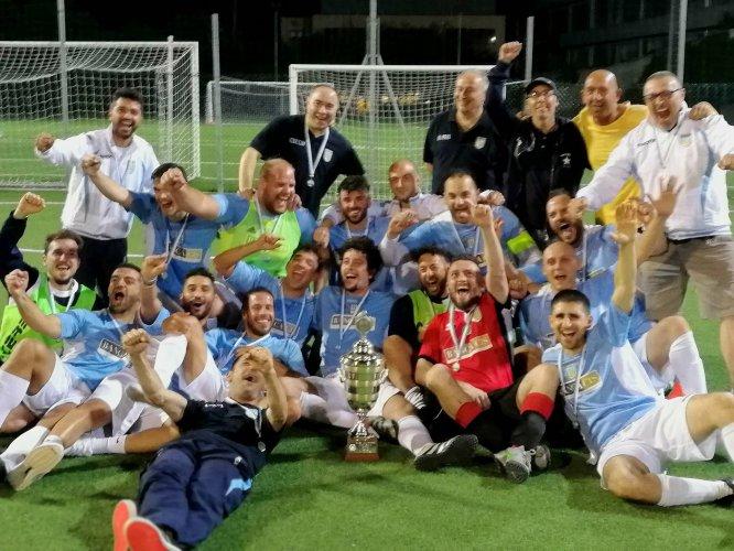 San Marino Futsal Cup - E' trionfo Tre Penne