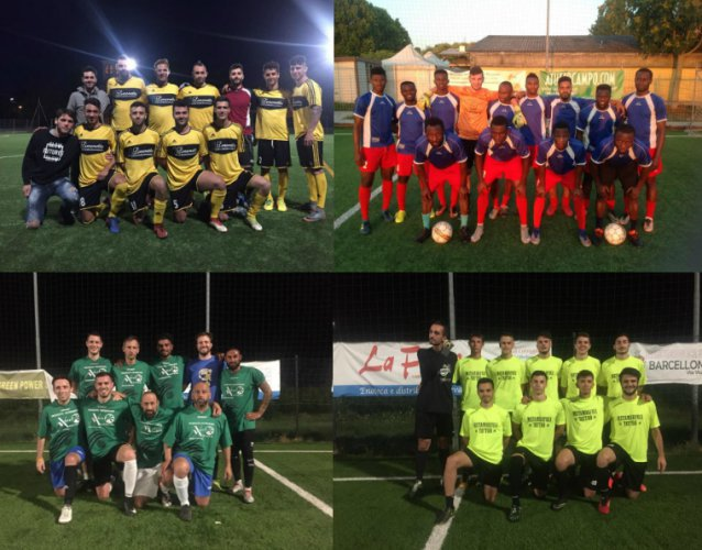 Mandrio Cup - Stasera le semifinali!