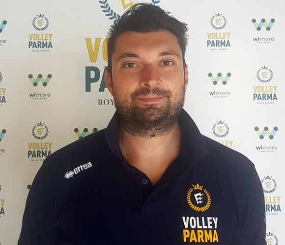 Intervista Alessandro Grossi (DS WiMORE Energy Volley Parma)