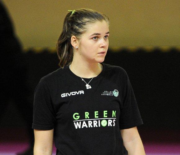 Lesione dei legamenti per Camilla Aliata e Ginevra Bazzani (Green Volley Sassuolo)