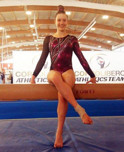 """Buon risultato per Viola Baldassarri alla Finale Nazionale del """"Campionato Individuale GOLD"""