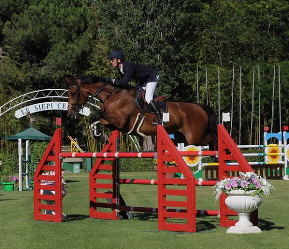 Equitazione, eletti a Le Siepi i campioni emiliani