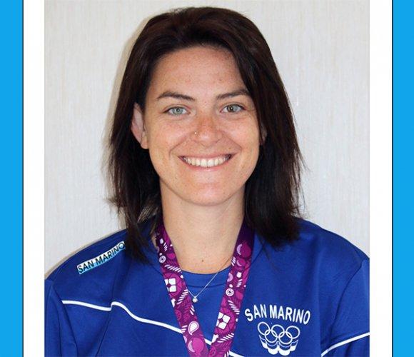 Oro per Alessandra Perilli nel trap a Tarragona 2018