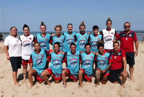 Beach soccer - La Samb femminile vola in finale Scudetto