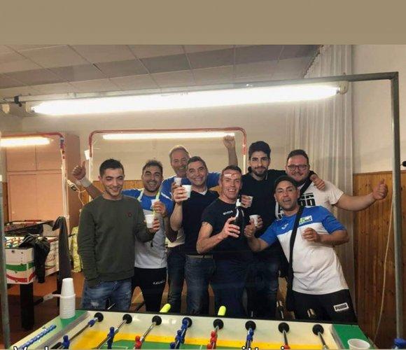 Biliardino: USA Bulldog di Rimini VINCE il campionato interprovinciale di Seria A