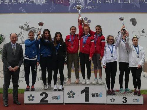 Campionati Italani Ragazzi e gare Pentathlon moderno a Pesaro