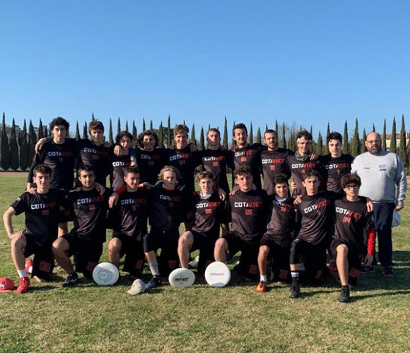 Ultimate Frisbee, resoconto di una domenica di campionato, aspettando il Paganello
