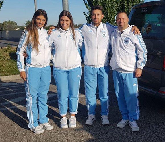 La delegazione sammarinese è in partenza per i  World Beach Games di Doha
