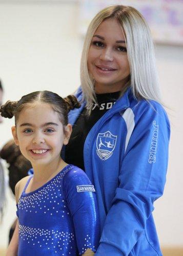 Ginnastica artistica: ancora soddisfazioni per le atlete dell'accademia della ginnastica San Marino ASD