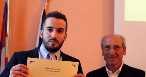 Racconti sportivi Torino 2020: tra in vincitori del premio il giornalista marchigiano Daniele Bartocci