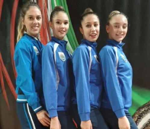 Società Sportiva Ginnastica San Marino: staccati altri due pass per i nazionali