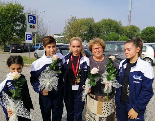 Pattinaggio Artistico Riccione: Sabrina Gugnali conquista il bronzo categoria Jeunesse alla Interland Cup di Basilea