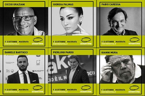 Parte oggi il festival del giornalismo sportivo: tra gli ospiti Fabio Caressa e Giorgia Palmas