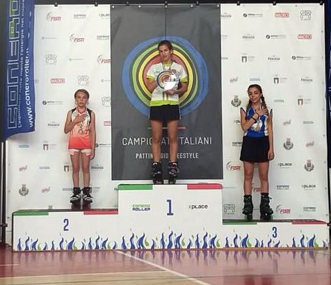 Campionato Italiano di Freestyle di Osimo - Roller Riccione subito protagonista