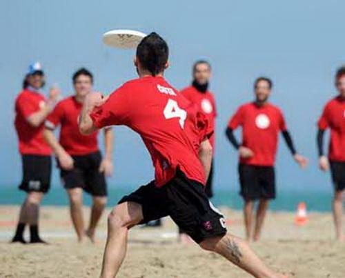 Ultimate Frisbee, conclusi a Portimao in Portogallo gli Europei Beach per Nazioni