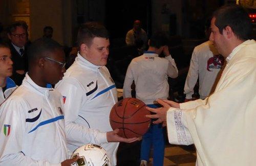 Pasqua dello Sportivo -Lunedì 29 aprile 2019 in Cattedrale a Faenza