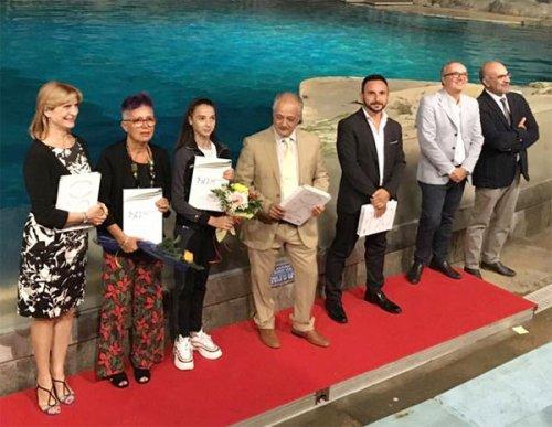 Ginnastica ritmica: Pontevecchio Bologna premiata alla festa dei 150 anni FGI
