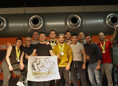 Braccio di Ferro - Campionati Italiani 2019