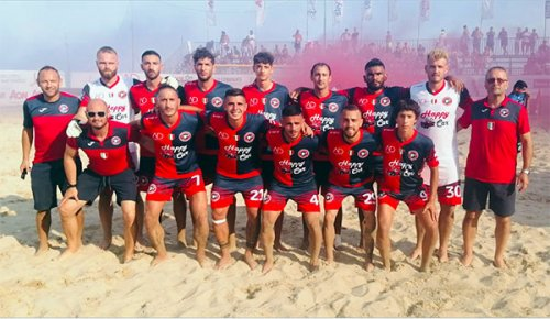 Samb Beach Soccer sconfitta 5-3 da Pisa,