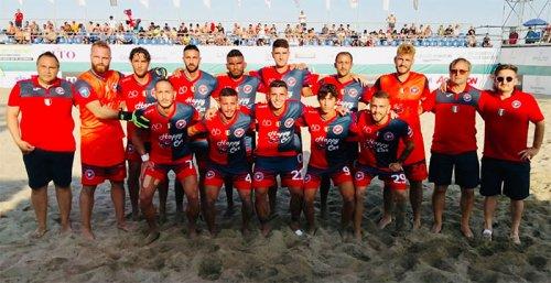 Lo spettacolo della Serie A di Beach Soccer a San Benedetto del Tronto