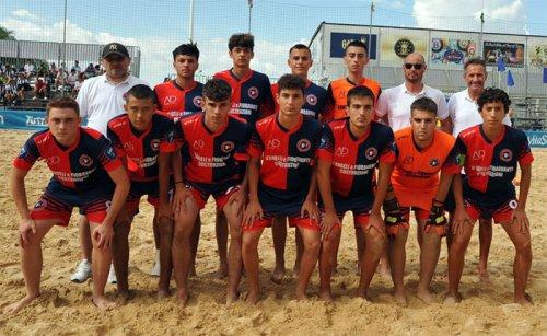 Beach Soccer - La Samb chiude il primo campionato u20