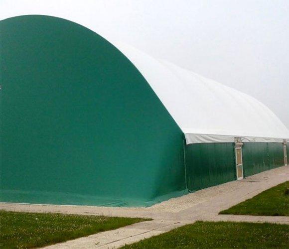 Massa Lombarda: inaugurata la nuova tensostruttura polivalente