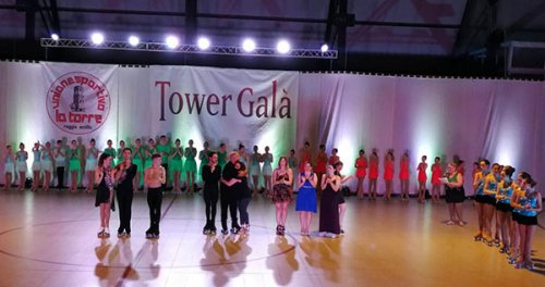 Il Tower Galà 2019 incanta il pubblico del Palahockey