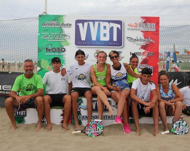 Campionati italiani di beach tennis