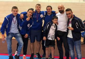 Campionati regionali assoluti di lotta grecoromana