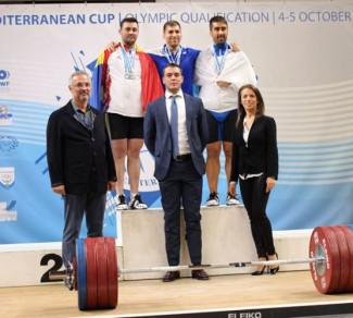 Coppa del Mediterraneo, vince la Turchia San Marino al 7° posto con due bronzi