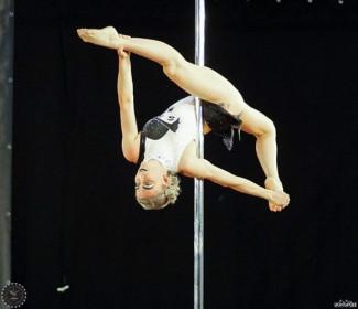 Pole Dance/ Claudia Dipilato campionessa del mondo!