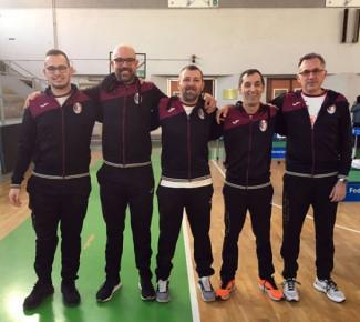 La F.lli Bari Sporting Club Reggio Emilia al primo posto nel ranking mondiale di calcio tavolo