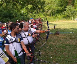 Tiro con l'arco: a Castellarano si sono svolte le qualificazione agli Europei