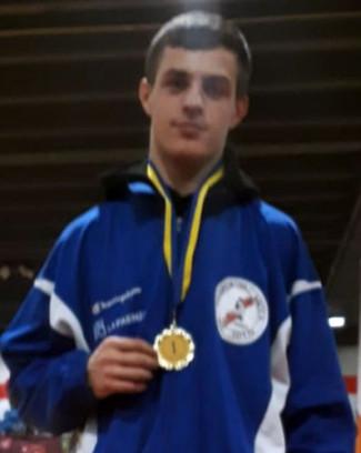 Pol. Sacca lotta tre sul podio al campionato interregionale OPEN di Torino di lotta grecoromana