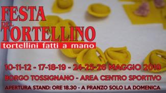 Nella valle del Santerno la Festa del Tortellino